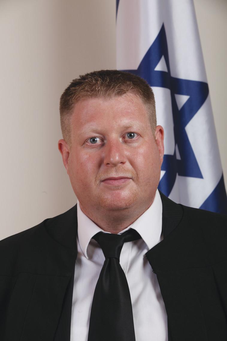 השופט רון סולקין (צילום: אתר בתי המשפט)