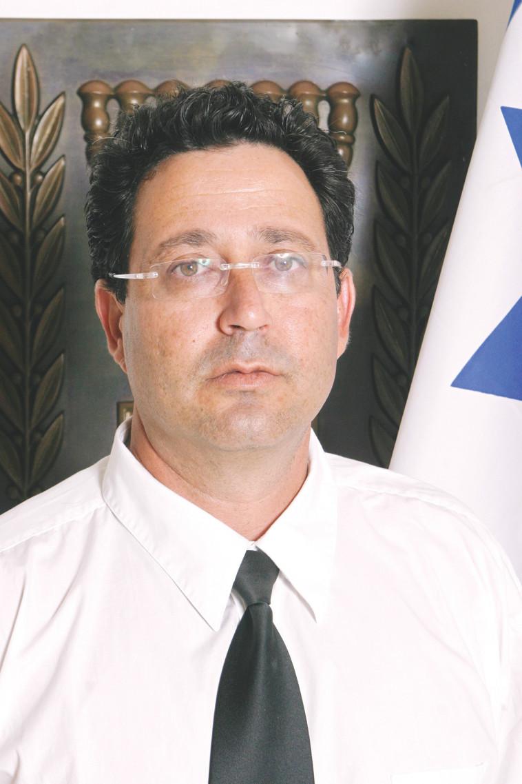 השופט ג'ורג' אמוראי (צילום: אתר בתי המשפט)
