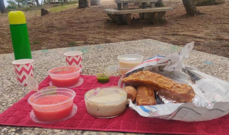 ג'חנון של שבת, חיפאים רעבים (צילום: עמוד הפייסבוק חיפאים רעבים)