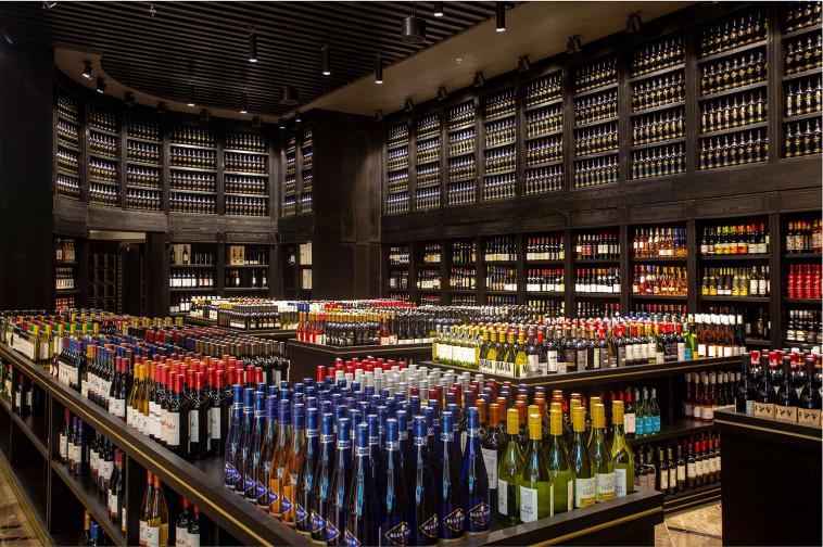 חנות היין הרמיטאז' - ראשון לציון  (צילום: תום עזריה )