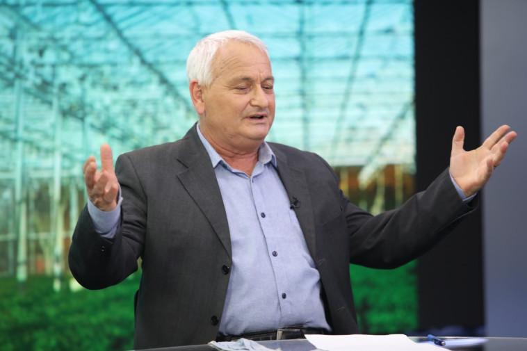 שר החקלאות אלון שוסטר (צילום: אלוני מור)