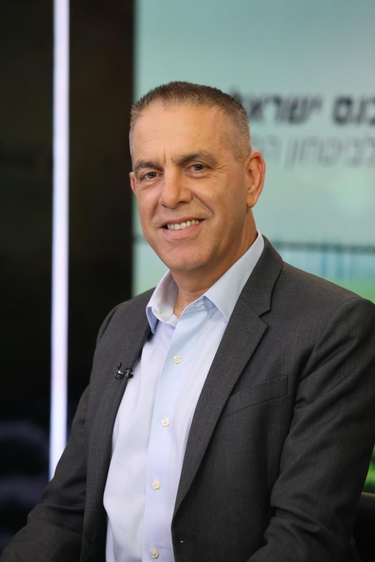 אייל מליס מנכ''ל תנובה (צילום: אלוני מור)