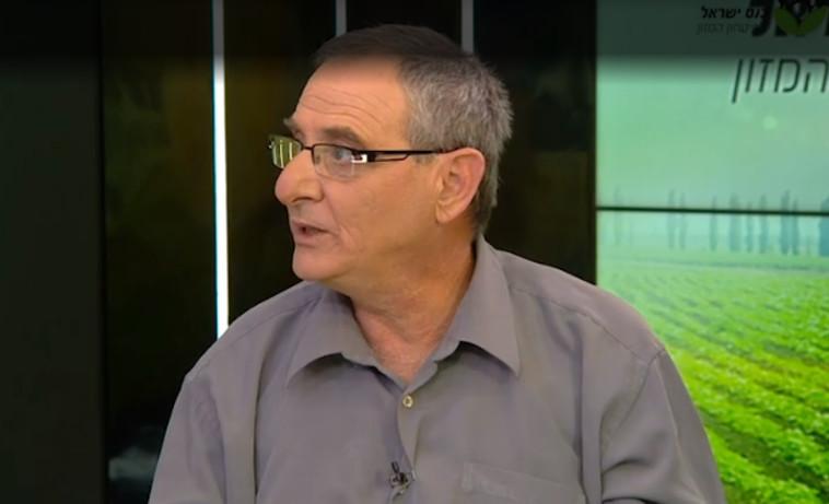 יעקב בכר, יו''ר התאחדות הארגונים הכלכליים הקיבוציים (צילום: אלוני מור)