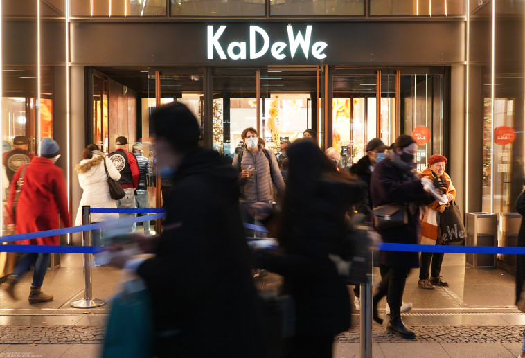 קורונה - גרמניה מתכוננת לסגר בחג המולד (צילום: Sean Gallup/Getty Images)