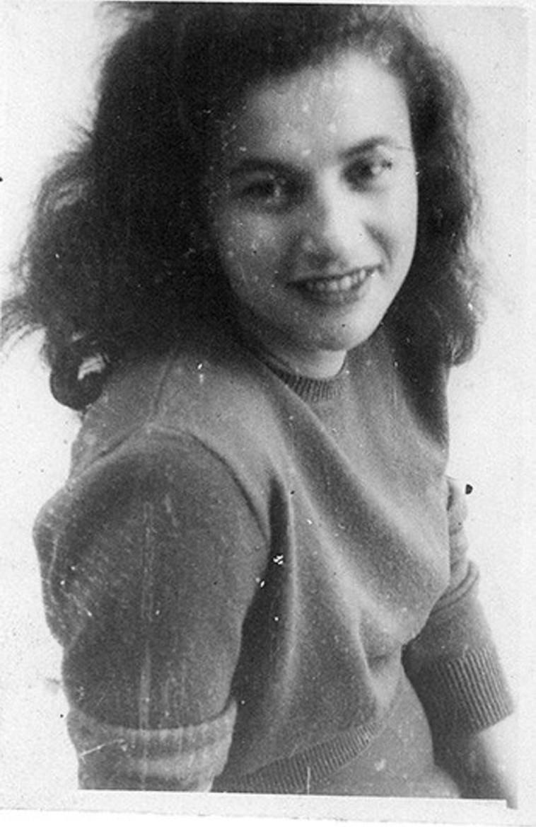 צילה בינדר (צילום: מרכז קיפ לחקר הספרות והתרבות העברית)