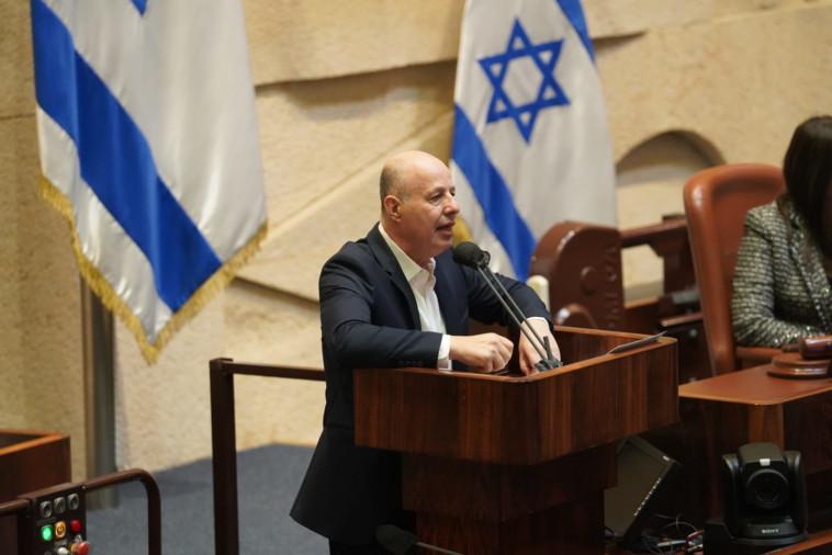 Tzachi Hanegbi (Photo: Danny Shem Tov, Knesset Spokeswoman)