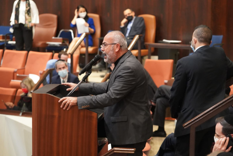 Osama Saadi (Photo: Danny Shem Tov, Knesset Spokeswoman)