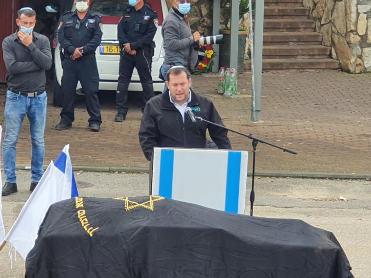 ראש מועצת השומרון, יוסי דגן (צילום: שלומי גבאי, וואלה!News)