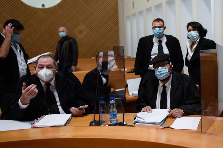 הדיון בבג''ץ בעתירות על חוק הלאום (צילום: שלו שלום, פול ידיעות אחרונות)