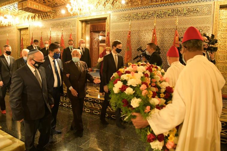"""ישראל ומרוקו סיכמו על פתיחת נציגויות; תוניסיה: """"לא ננרמל יחסים"""" 609917"""