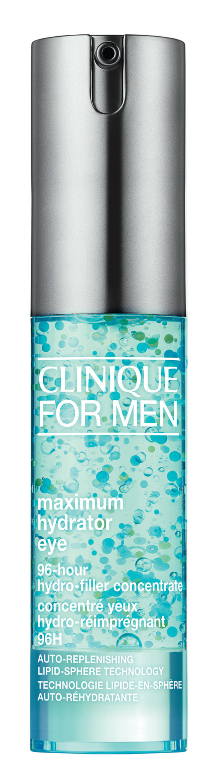 קרם עיניים לגבר Clinique for Men Maximum Hydrator Eye – 96-Hour Hydro Filler Concentrate, קליניק (צילום: יח''צ)