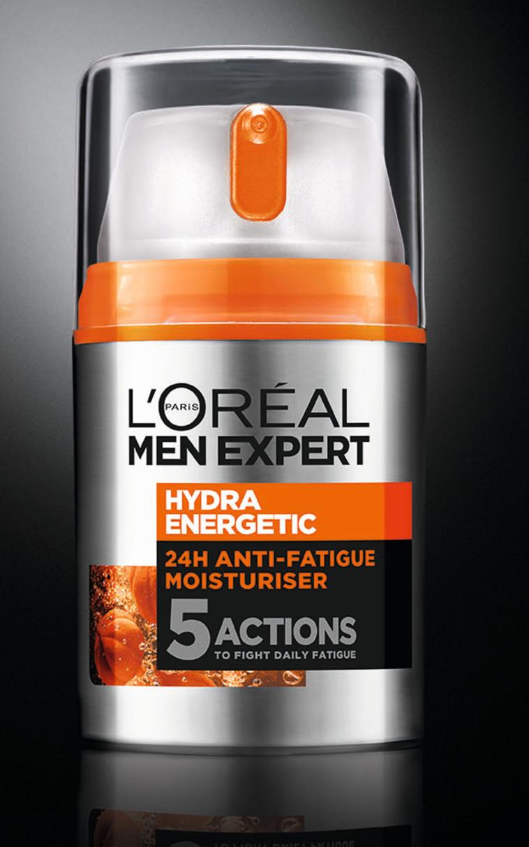 קרם לחות 5 ב-1 HYDRA ENERGETIC, לוריאל מן אקספרט (צילום: יח''צ)