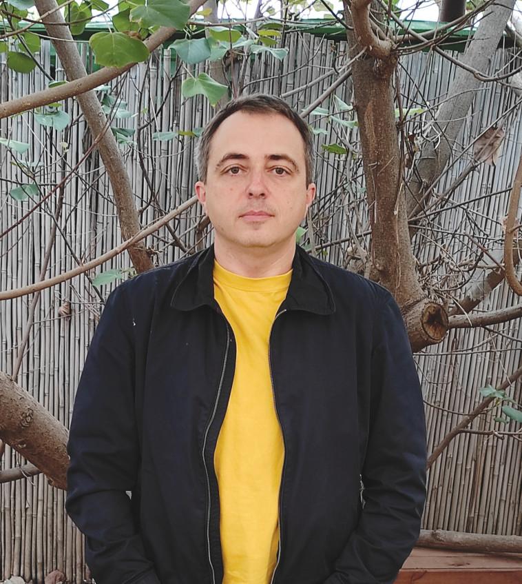 קיריל טרטקובסקי, מבעלי מסעדת באבא יאגה (צילום: פרטי)