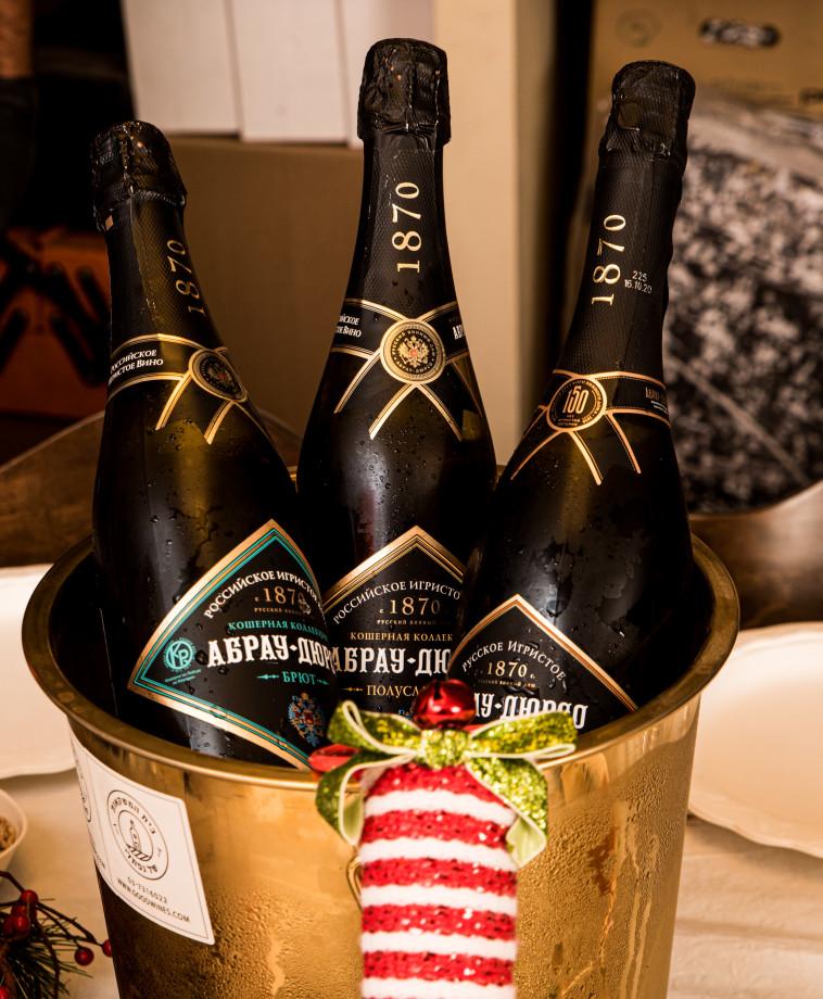 אבראו דרסו - נובי גוד - בית המשקאות של נפתלי  (צילום: קרינה גנץ)