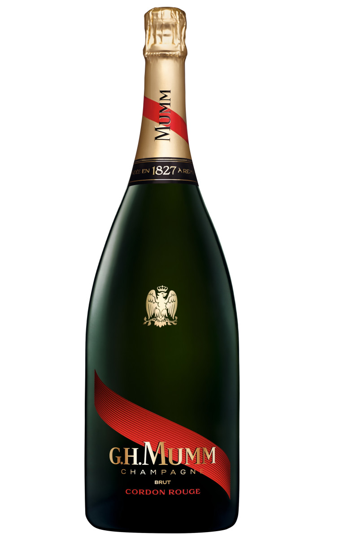 שמפנייה G.H. Mumm Cordon Rouge, מום. מחיר: 225 שקל (צילום: יח''צ)