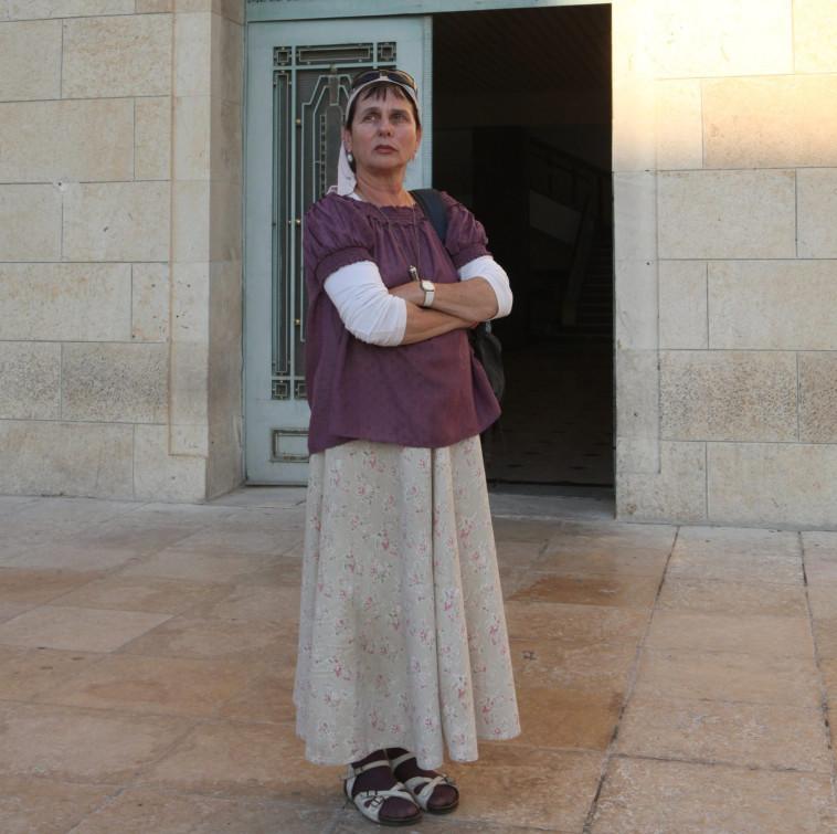 מירי צחי (צילום: אופיר דוד)