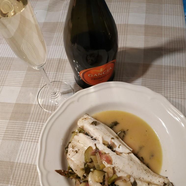 דג ביין מבעבע  (צילום: חיליק גורפינקל )