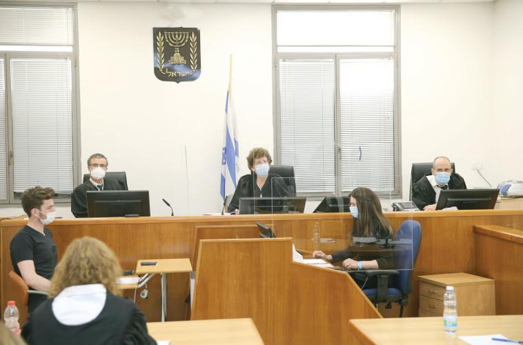 שופטי נתניהו (צילום: עמית שאבי, פול)