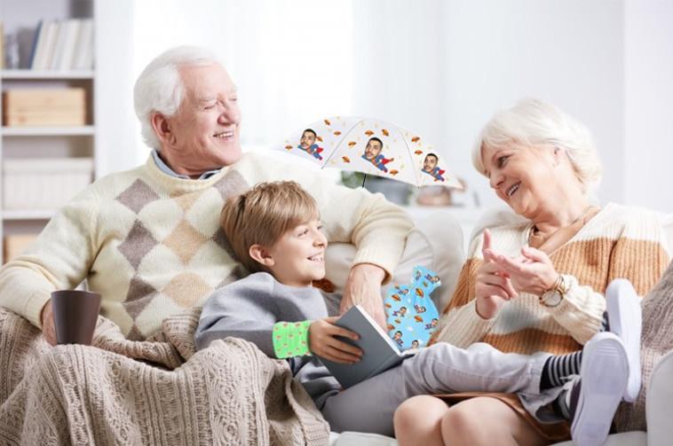 סבא וסבתא (צילום: יחצ,Miller Upshaw Family Law, PLLC)