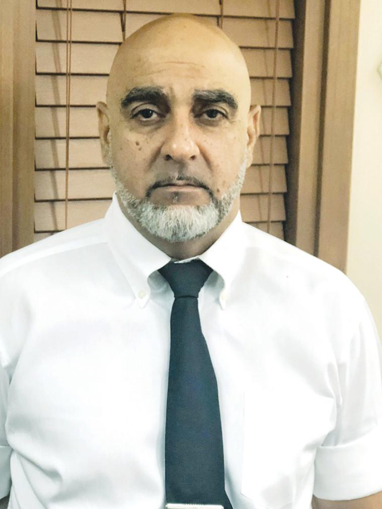 עו''ד איציק כהן, עורך דינו של הבלש (צילום: באדיבות המצולם)