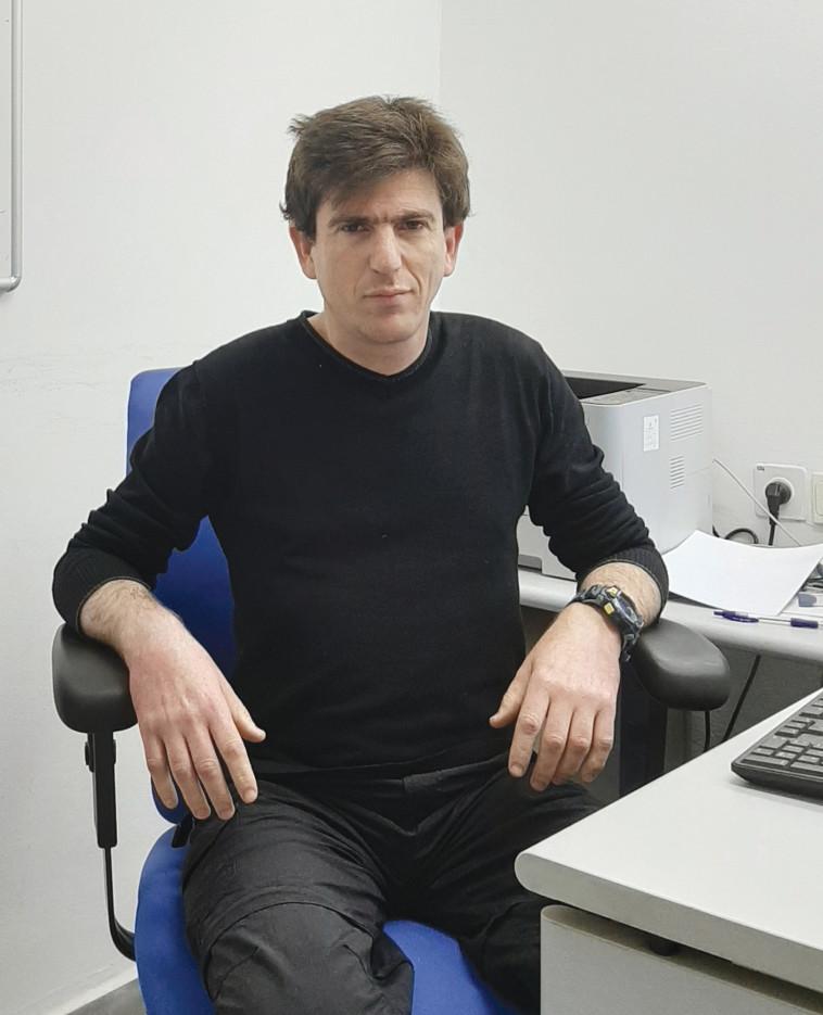דוקטור אביחי שניר (צילום: באדיבות האקדמית נתניה)