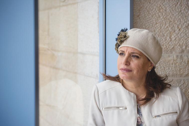 חגית משה (צילום: מרים אלסטר, פלאש 90)