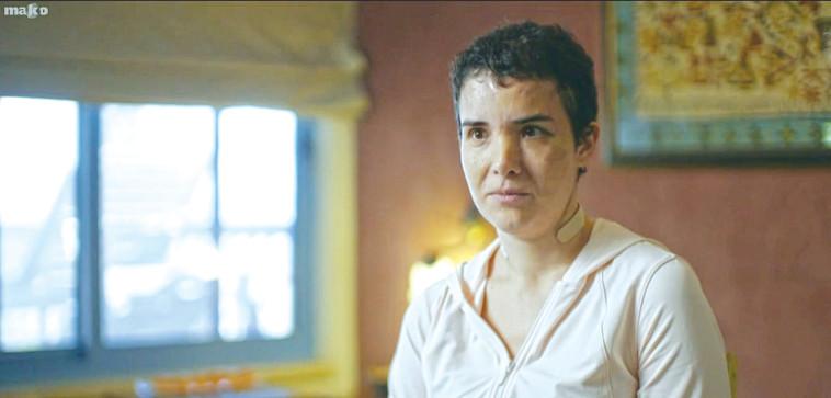 שירה איסקוב בראיון ל''עובדה'' (צילום: צילום מסך קשת 12)