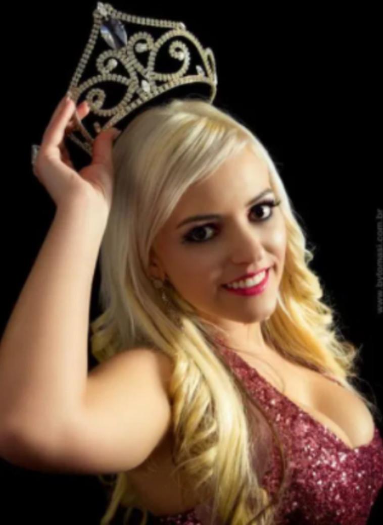 לורן אדנה לורצנצטי מלכת היופי הברזילאית (צילום: רשתות חברתיות)
