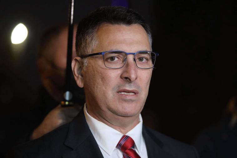 גדעון סער, יו''ר מפלגת תקווה חדשה (צילום: מארק ישראל סלם)