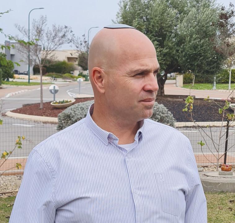 חנן צאיג, מומחה לביטחון כלכלי, בעלים של משכנתא חדשה (צילום: צילום פרטי)