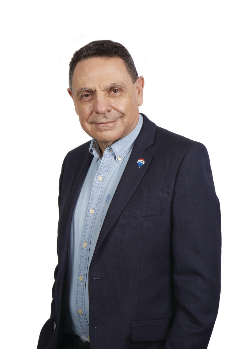 ברנדרד רסקין, מנכ''ל רי מקס ישראל (צילום: ישראל כהן)
