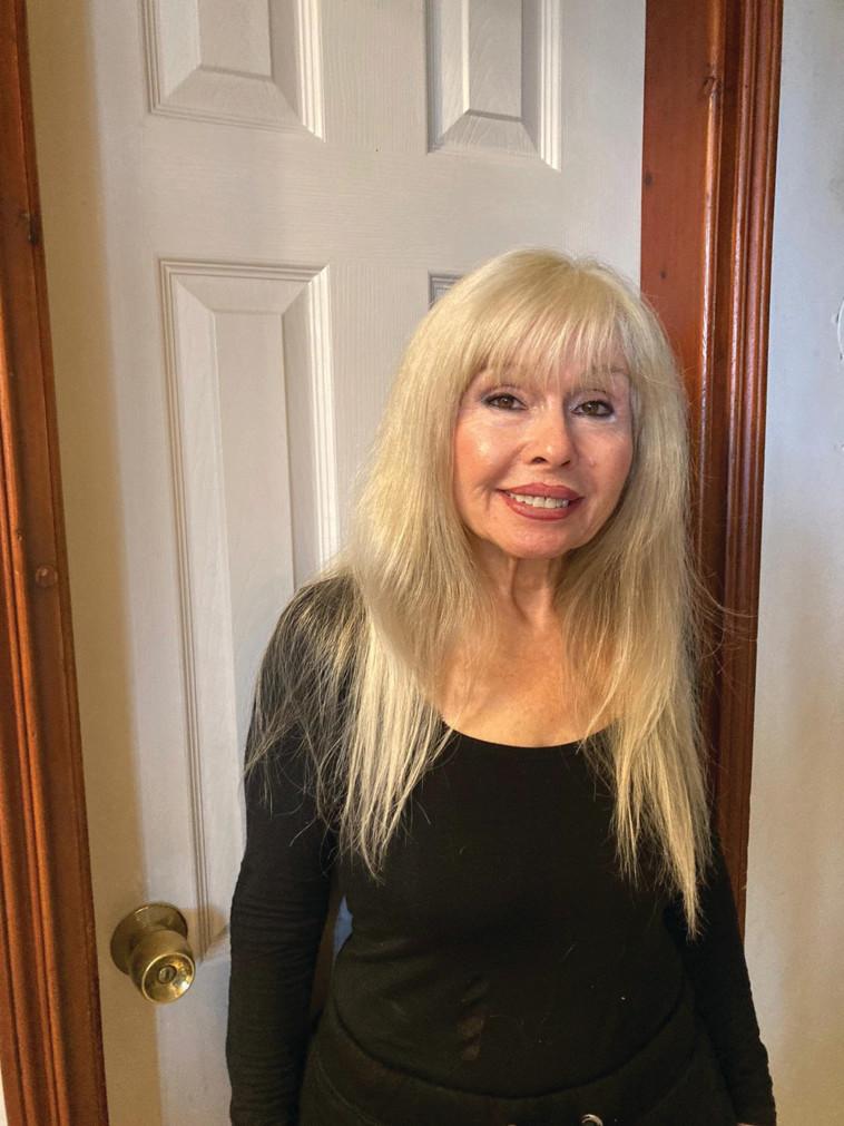 שרה מידה, מנהלת מקצועית מחירון הדירות לוי יצחק (צילום: לילך הופמן)