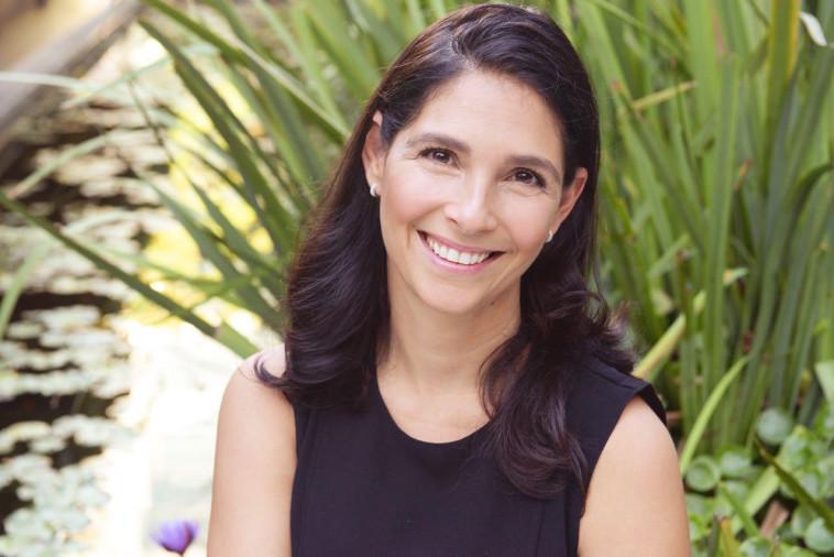 הילי חורב, מנהלת התוכן של סלקום tv (צילום: ערן לוי)
