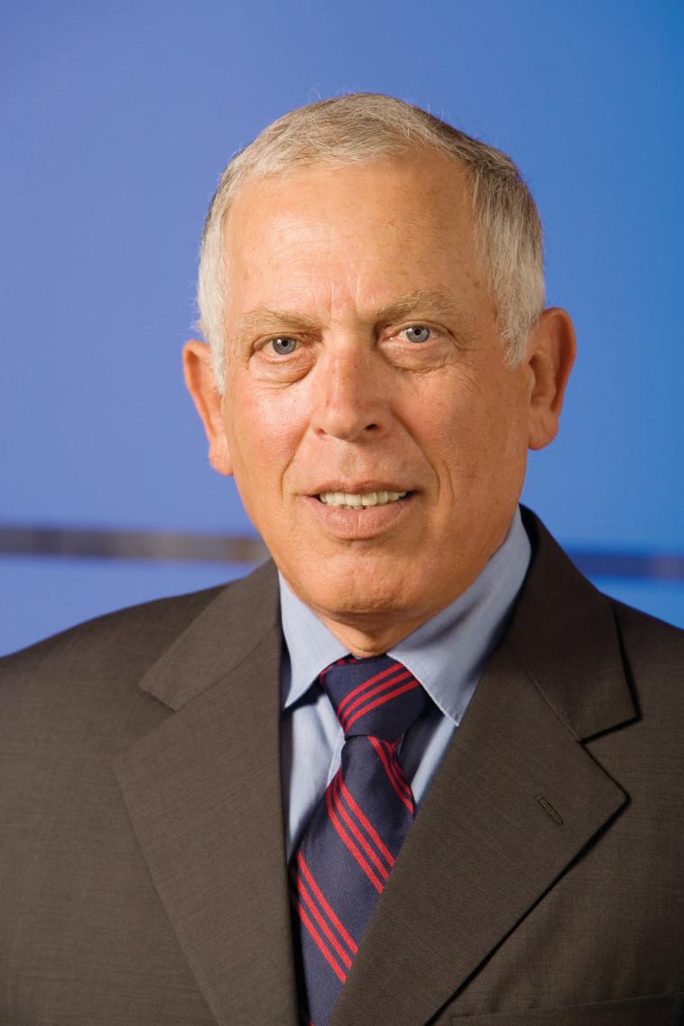 ג'קי מוקמל, מנכ''ל CBRE (צילום: מורג ביטון)