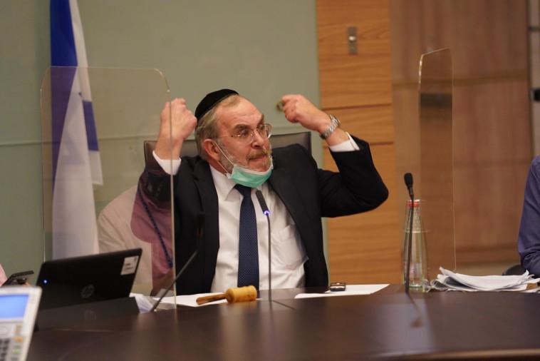 יעקב אשר (צילום: דוברות הכנסת, שמוליק גרוסמן)