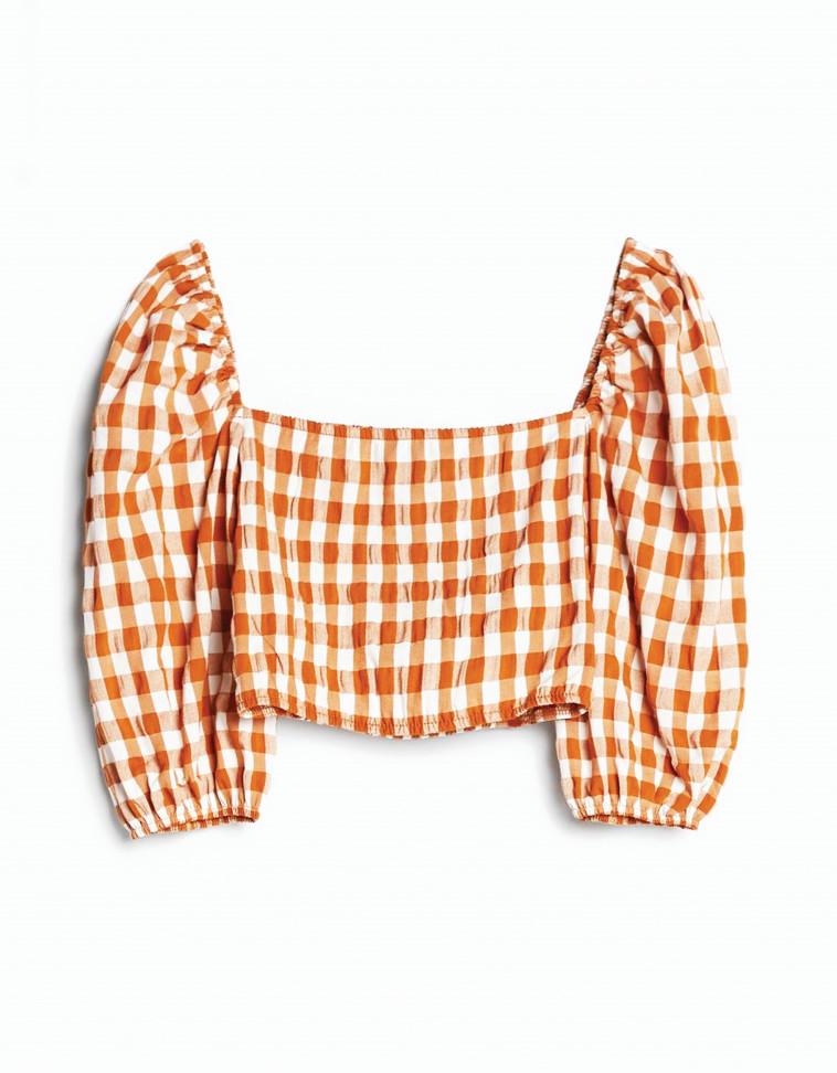 חולצה של BERSHKA, 79.9 שקלים (צילום: יחצ חול)