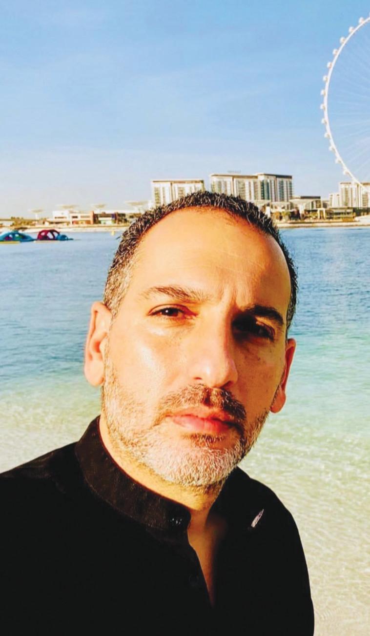 ניר מזור, סמנכ''ל שיווק קשרי תעופה (צילום: קשרי תעופה)