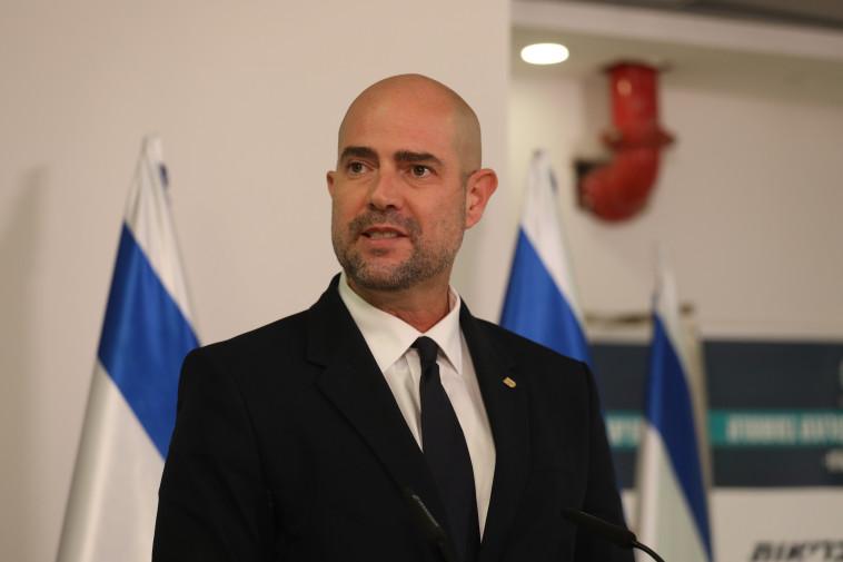 אמיר אוחנה (צילום: אמיל סלמן)