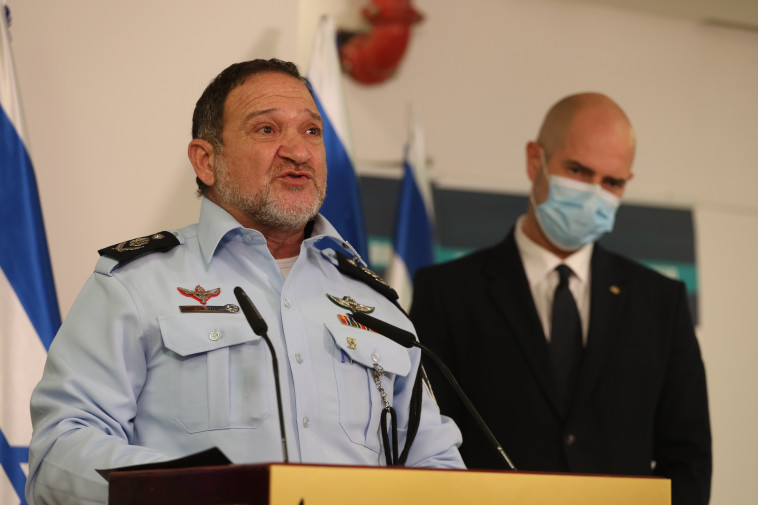 מפכ''ל המשטרה יעקב שבתאי (צילום: אמיל סלמן)