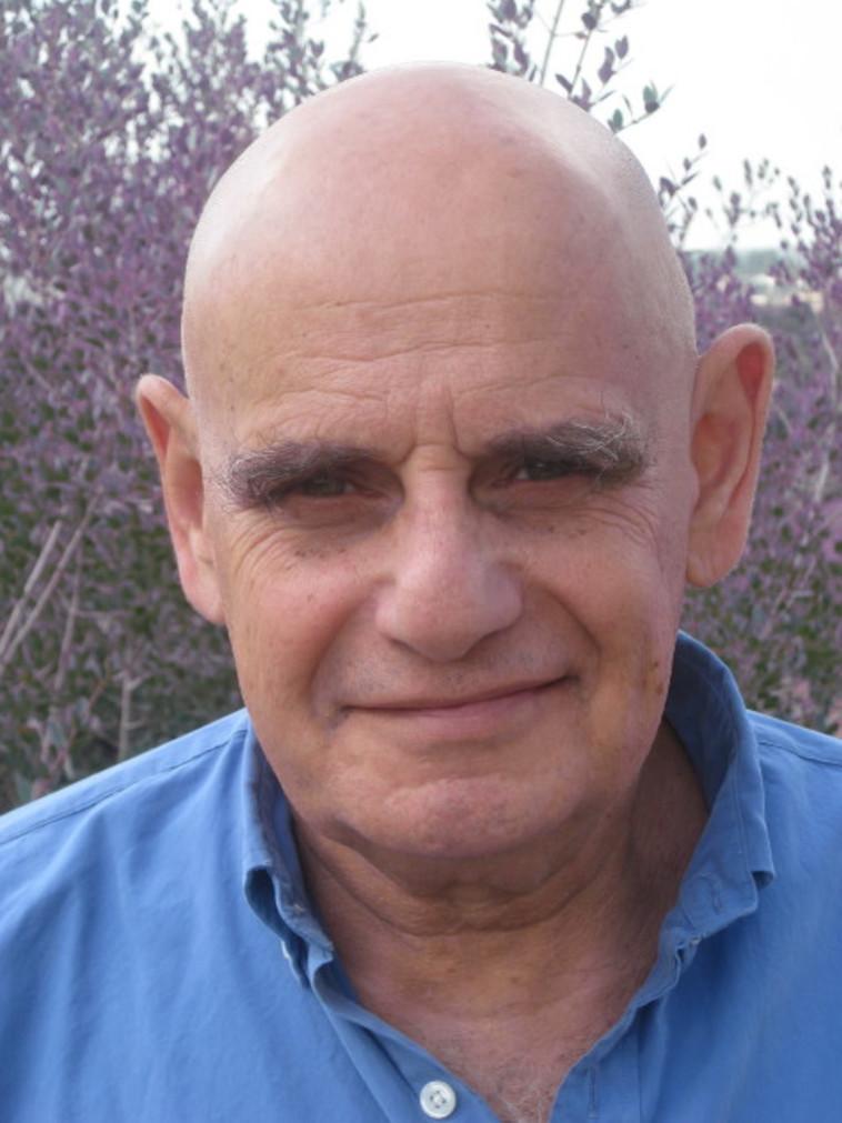 יאיר זקוביץ חתן פרס ישראל לחקר המקרא (צילום: Valerie Kerr-Zakovitch)