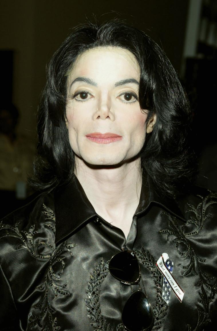מייקל ג'קסון (צילום: Carlo Allegri / gettyimages)