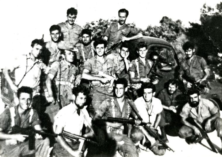 יחידה 101 (צילום: עיתון במחנה)