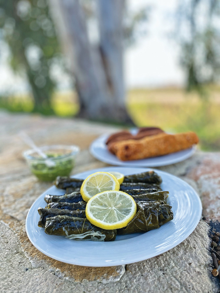 Lior - Galilean food (Photo: Meital Sharabi)