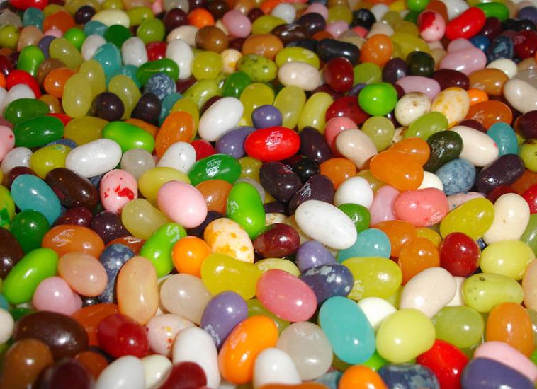 סוכריות (צילום:  Brandon Dilbeck, wikipedia, CC BY-SA 3.0)