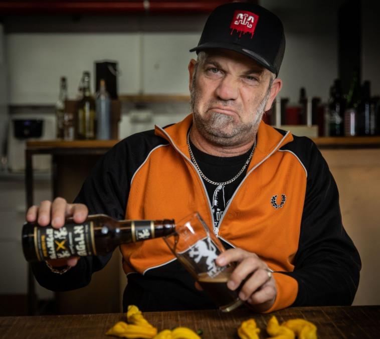 קצת חריף לך? שאנן סטריט ובירה אידיאלים של שפירא (צילום: נעם ריבקין פנטון)