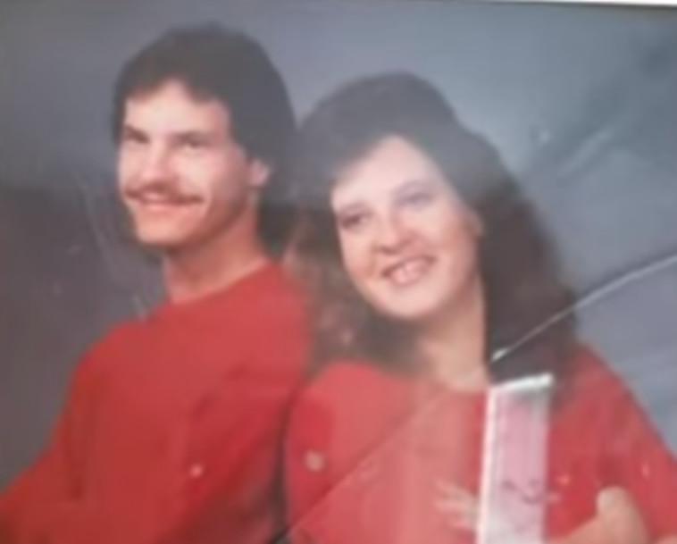וורנר וג'קמן בתקופת התיכון (צילום: צילום מסך יוטיוב)