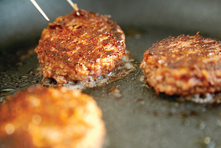 Vegan Meat Substitute (Photo: Courtesy of Redefine Meat)