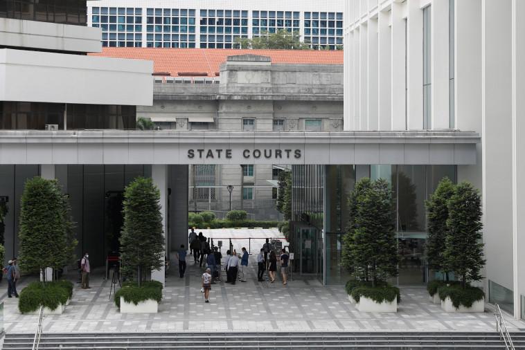 בית המשפט בו מתנהל הדיון  (צילום: רויטרס)