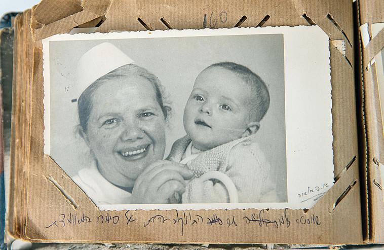האחות זלמה (צילום: רפרודוקציה: יוסי אלוני)