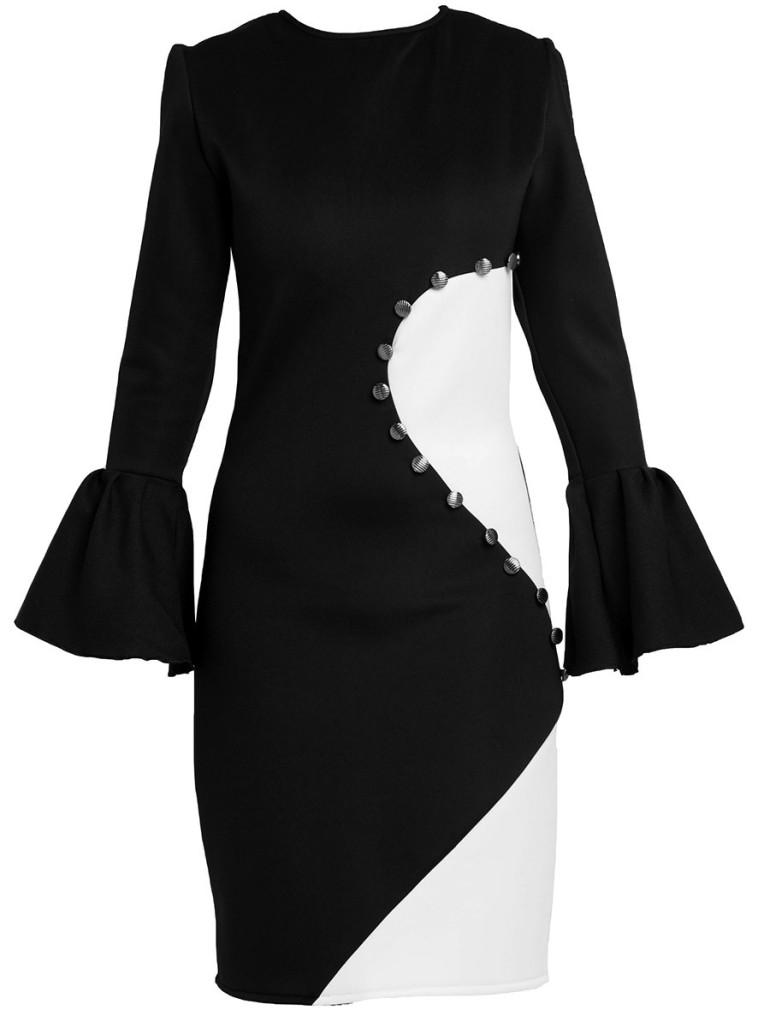 Shilat Eliav's dress (Photo: Shilat Eliav Studio)